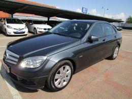 Mercedes Benz Clase C C 200 CDI Blue Efficiency Elegance segunda mano Madrid