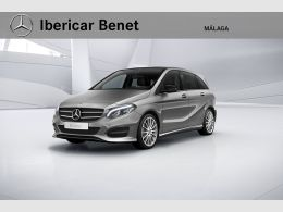 Mercedes Benz Clase B B 200 d segunda mano Málaga