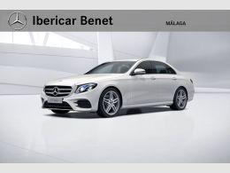 Mercedes Benz Clase E E 220 d segunda mano Málaga
