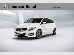 Mercedes Benz Clase B B 180 segunda mano Málaga