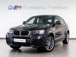 BMW X4 segunda mano Barcelona