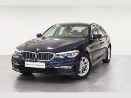 BMW Serie 5 segunda mano Madrid