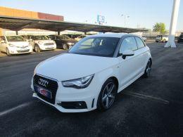 Audi A1 S-LINE 1.6 TDI 105cv Ambition segunda mano Madrid