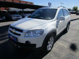 Chevrolet Captiva 2.0 VCDI 16V LTX 7 Plazas segunda mano Madrid