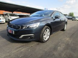 Peugeot 508 Allure 1.6 BlueHDi 120 EAT6 segunda mano Madrid