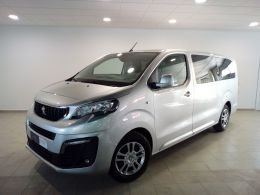 Peugeot Traveller Business 1.6 BlueHDi 85KW (115) Long segunda mano Cádiz