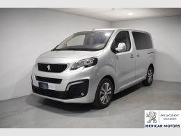 Peugeot Traveller segunda mano Málaga