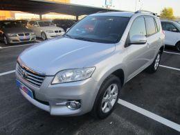 Toyota Rav4 2.2 D-4D Advance 4x2 segunda mano Madrid