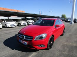 Mercedes Benz Clase A A 250 BlueEFFICIENCY DCT Urban segunda mano Madrid