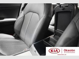 Kia Optima 2.0 GDi Híbrido Enchufable Business segunda mano Málaga