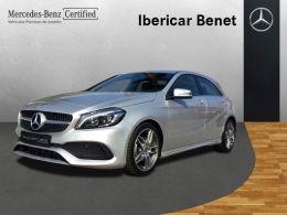 Mercedes Benz Clase A 200 d Style segunda mano Málaga