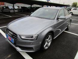Audi A4 2.0 TDI 150CV S-LINE segunda mano Madrid