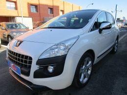 Peugeot 3008 Allure 1.6 e-HDI 112 FAP CMP B.Lion segunda mano Madrid