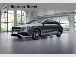 Mercedes Benz Clase CLA CLA 200 d Shooting Brake segunda mano Málaga