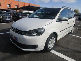 Volkswagen Touran 1.6 TDI 105cv DSG Advance segunda mano Madrid