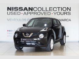 Nissan JUKE segunda mano Madrid