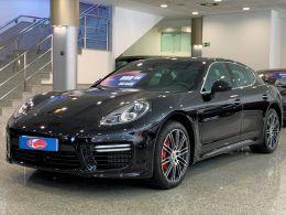 Porsche Panamera segunda mano