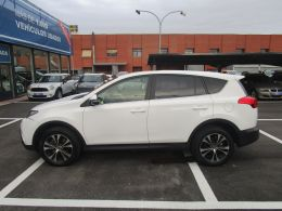 Toyota Rav4 120D 4X2 Advance segunda mano Madrid