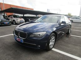 BMW Serie 7 730d segunda mano Madrid