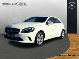 Mercedes Benz Clase A A 180 d Urban segunda mano Málaga