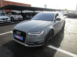 Audi A6 allroad quattro 3.0 Bi TDI 313cv quattro tiptronic segunda mano Madrid