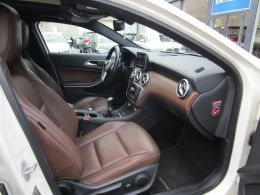 Mercedes Benz Clase A A 180 CDI BlueEFFICIENCY Urban segunda mano Madrid