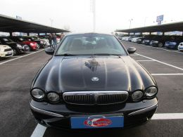 Jaguar X-Type 2.2D Executive segunda mano Madrid