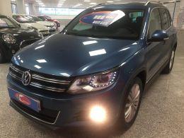 Volkswagen Tiguan 2.0 TDI 140cv 4x2 T1 Sport BMotion Tech segunda mano Madrid
