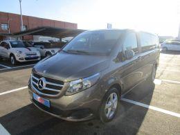 Mercedes Benz Clase V 220 d Clase V Largo segunda mano Madrid