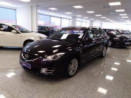 Mazda Mazda6 2.2 DE 163cv Style + SW segunda mano Madrid