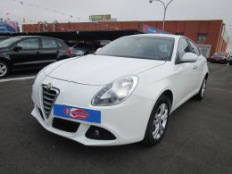 Alfa Romeo Giulietta segunda mano Madrid