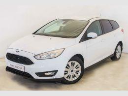 Ford Focus segunda mano Pontevedra