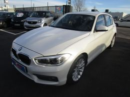 BMW Serie 1 116d EfficientDynamics segunda mano Madrid