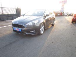 Ford Focus 2.0 TDCi 150cv Sport segunda mano Madrid