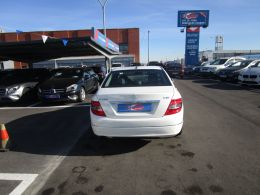 Mercedes Benz Clase C C 200 CDI Blue Efficiency Avantgarde segunda mano Madrid