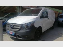 Mercedes Benz Vito 109 CDI Compacta segunda mano Madrid