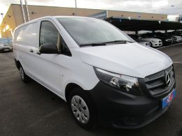 Mercedes Benz Vito 111 CDI Larga segunda mano Madrid
