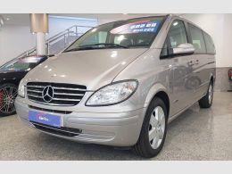 Mercedes Benz Viano 3.0 CDI Ambiente Larga segunda mano Madrid