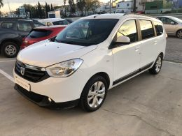 Dacia Lodgy segunda mano Cádiz