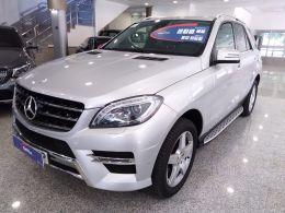 Mercedes Benz Clase M 350 BlueTEC 4MATIC segunda mano Madrid