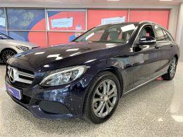 Mercedes Benz Clase C 220 BlueTEC Estate segunda mano Madrid