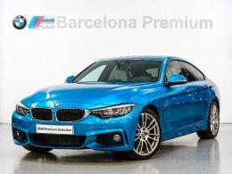 BMW Serie 4 430i Gran Coupe segunda mano Barcelona