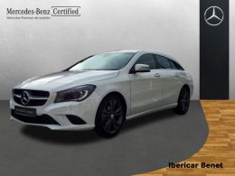 Mercedes Benz Clase CLA CLA 200 CDI Urban Shooting Brake segunda mano Málaga