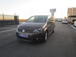 Volkswagen Touran 1.6 TDI 105cv Advance segunda mano Madrid