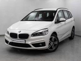 BMW Serie 2 Gran Tourer segunda mano Madrid