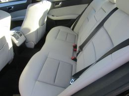Mercedes Benz Clase E 220 CDI Blue Efficiency Avantgarde segunda mano Madrid