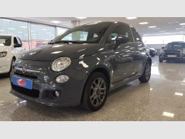 Fiat 500 segunda mano Madrid