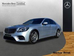 Mercedes Benz Clase S segunda mano Málaga