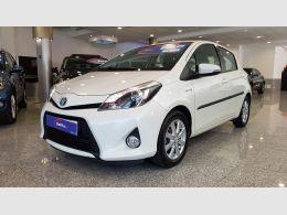 Toyota Yaris Hybrid Advance segunda mano Madrid
