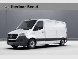 Mercedes Benz Sprinter segunda mano Málaga